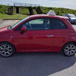 Fiat 500 Left Side