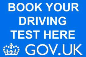 booking your driving test
