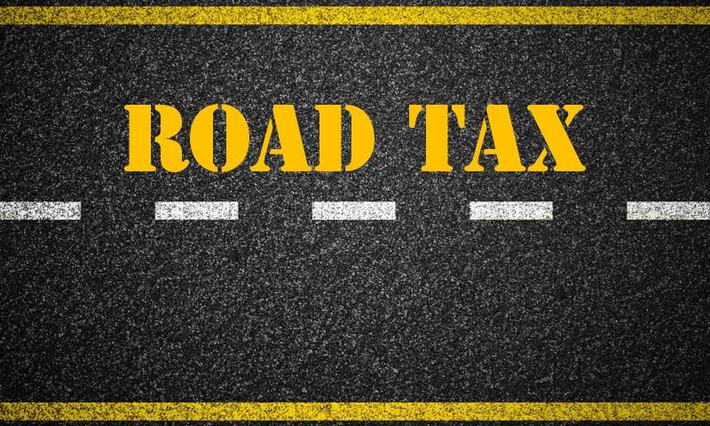 Vehicle tax changes